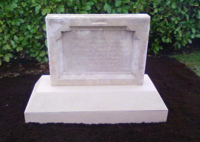 Alexandra Park Memorial, Cleaning