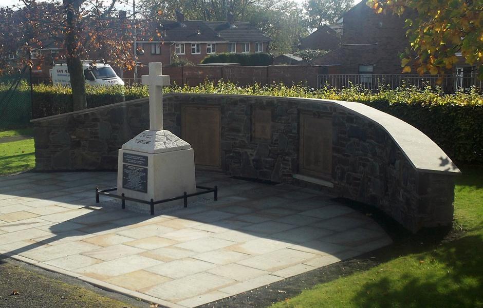 Cwmbran Park Memorial