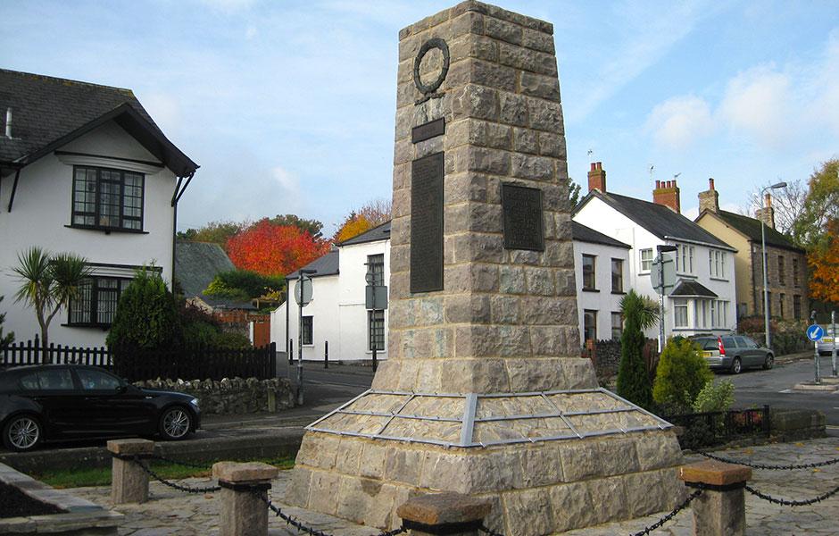 Dinas Powys War Memorial