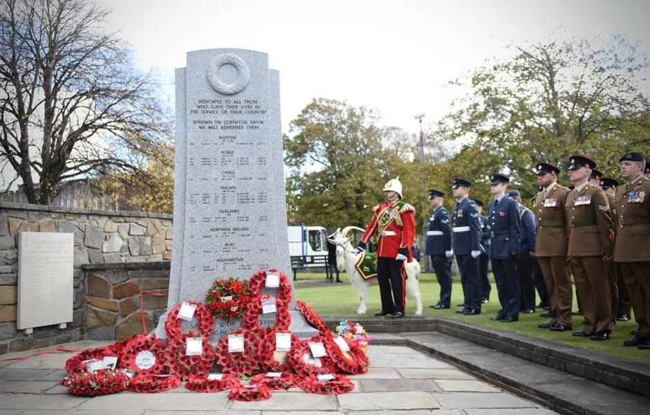 Llanelli War Memorial