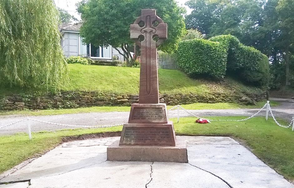 Upper Hill Memorial- Herefordshire