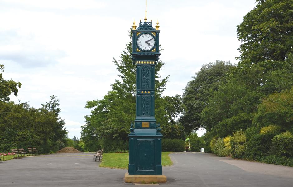Brockwell Park Clock Tower