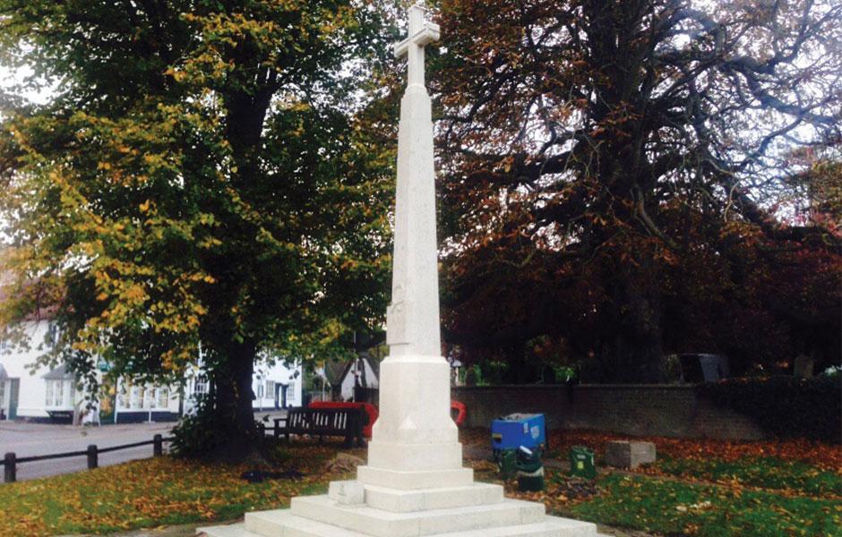 Melbourn War Memorial