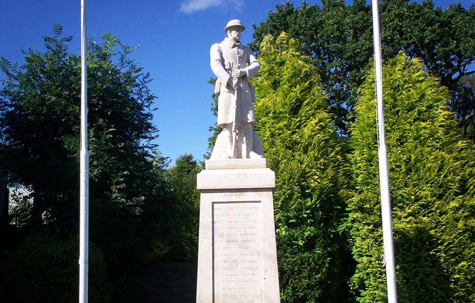 Llanharan War Memorial