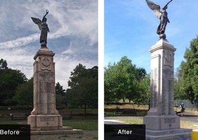 Windmill Gardens War Memorial